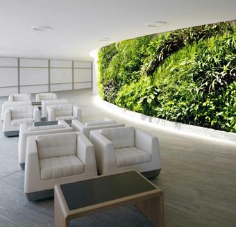 vertikaler garten vertical garden. Black Bedroom Furniture Sets. Home Design Ideas